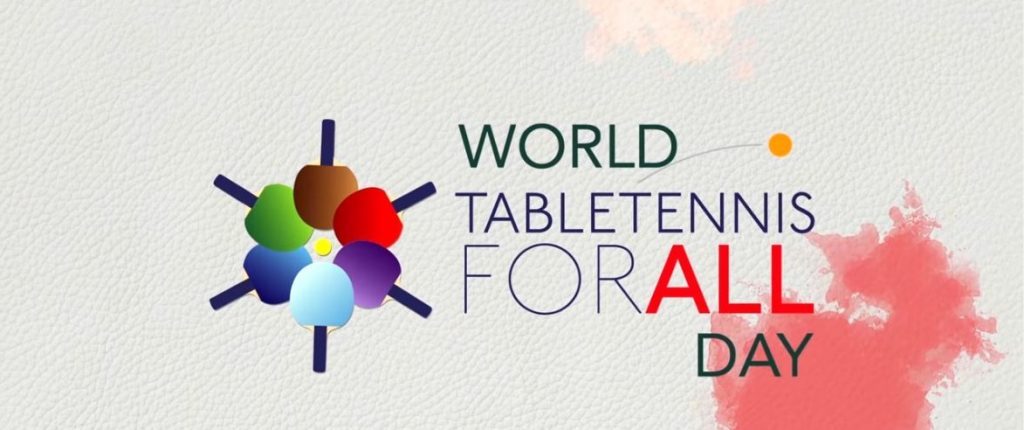 WHATSSCORE WISHES HAPPY WORLD TABLE TENNIS DAY!!!